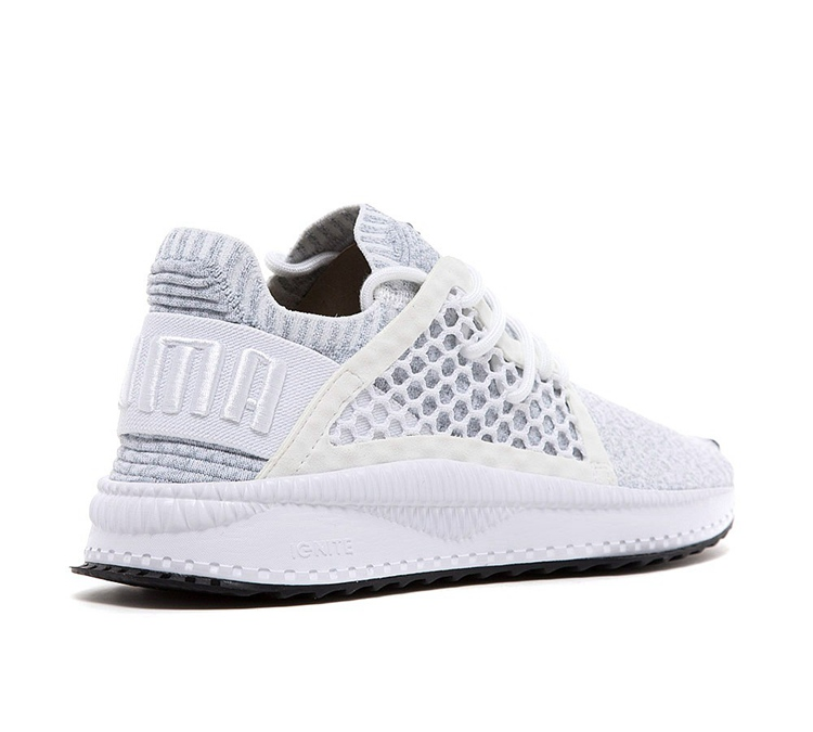 chaussure homme puma blanche