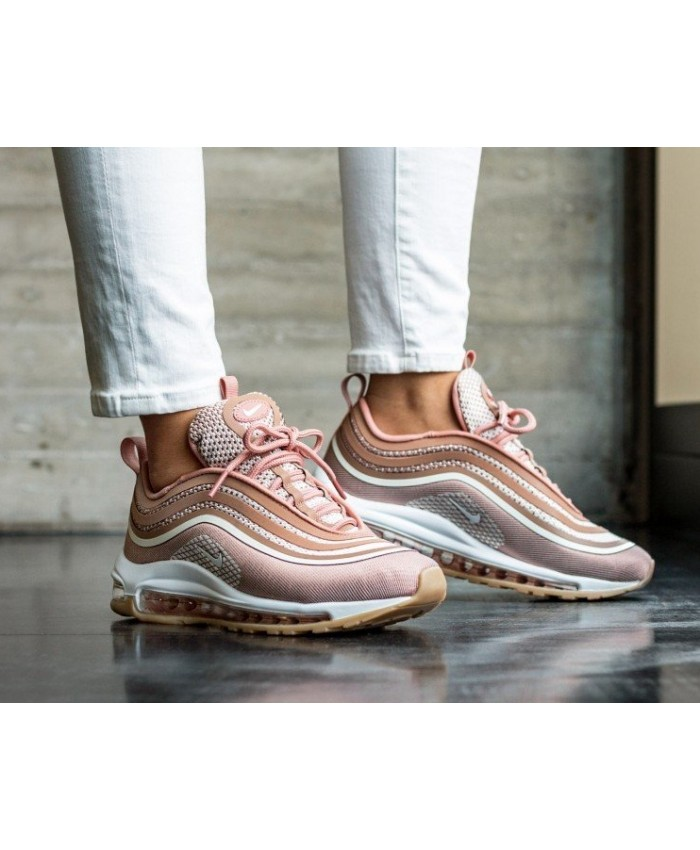 Femme Nike Air Max 97 Rose Or