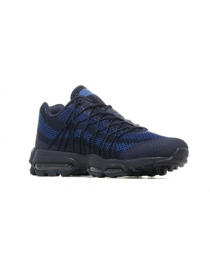 air max 95 jacquard bleu